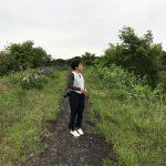 メイボン尚子滞在「アートで夕張とスコットランド・アバディーンをつなぐ」
